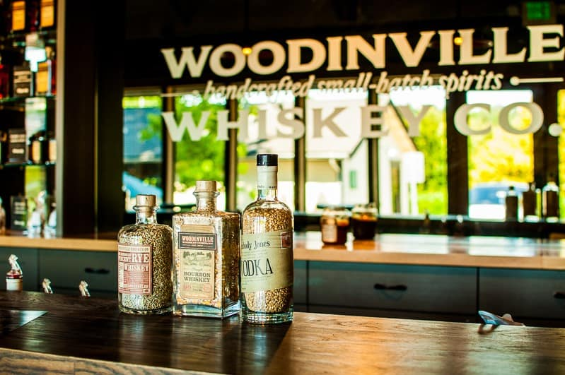 Woodinville, WA Whiskey