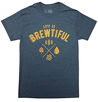 Brew T shirt gifts for the beer lover