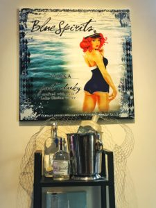 Blue Spirits Pin up Pacific Northwest Getaways