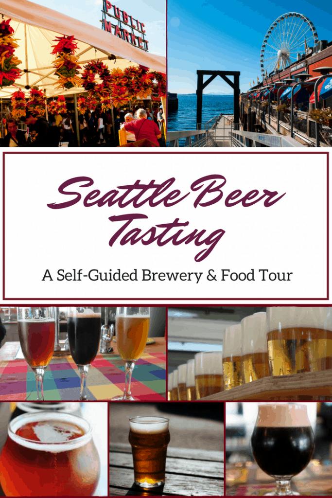 Seattle Beer Tasting