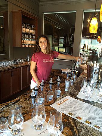 Grapeworks Distilling Woodinville, WA