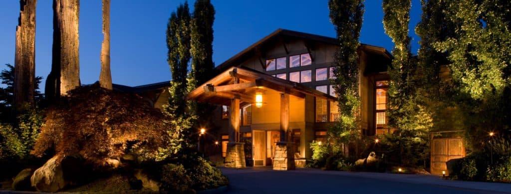 Willows Lodge Woodinville, WA