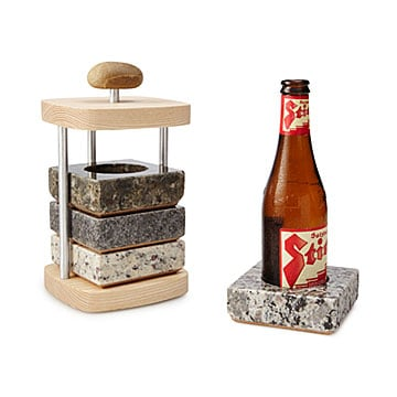 Beer Chilling Coaster Set Gifts for the beer lover