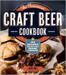 Craft Beer Cookbook Gift for the beer lover