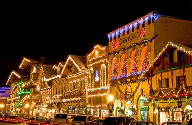 Leavenworth Pacific Northwest Getaways