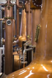 Copperworks Distilling Seattle Beer Tasting