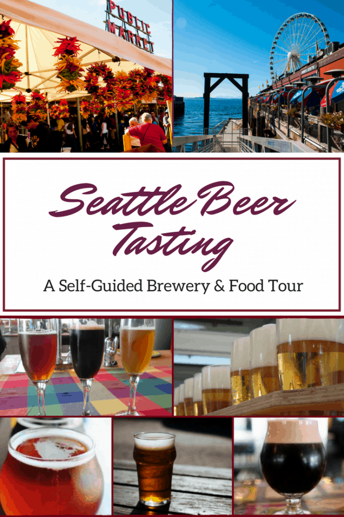 Seattle Beer Tasting