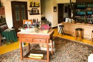 Spofford Station Vineyard Tasting Room