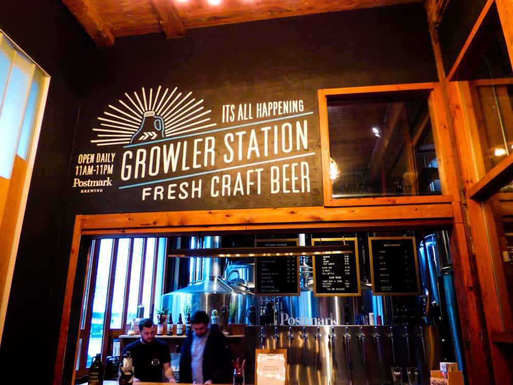 Things to do in Vancouver Brewery Tour