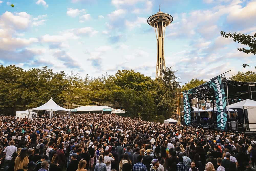 Fall festivlas in Washington: Bumbershoot