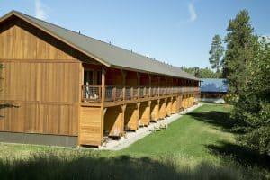 Methow River Lodge