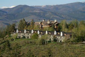 Sun Mountain Lodge Winthrop Wa