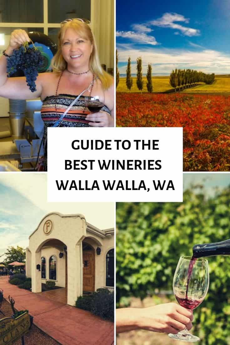 Guide to the best Wineries in Walla Walla, WA