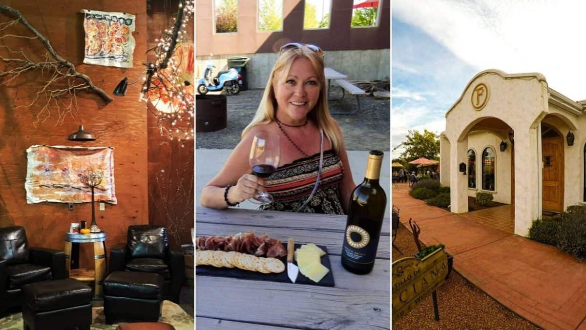 Best wineries in Walla Walla collage