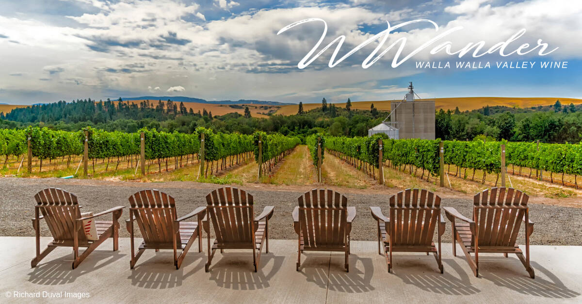WWander best wineries in Walla Walla