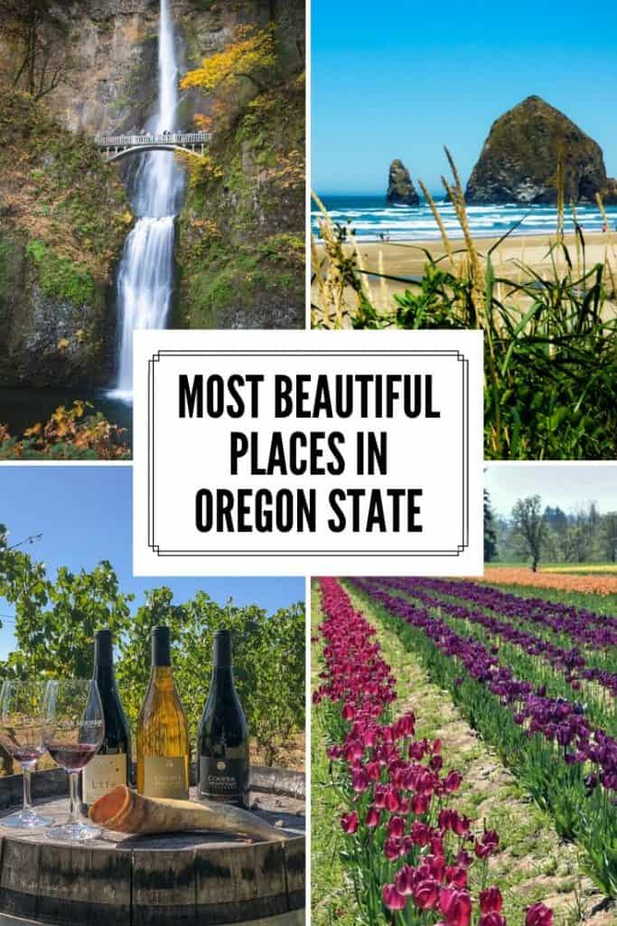 Most Beautiful places in Oregon
